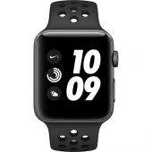 Apple Watch Nike+ (2017) 42mm Uzay Grisi Alüminyum Kasa Ve Antras