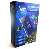 Next 2000 Full Hd Mini Uydu Alıcısı+internet Mach.