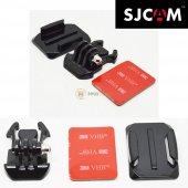 Sjcam Sj5000 Eğimli Oval Kask Bağlantı Seti
