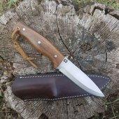 Cem Emir Doğa Bushcraft Survival Bıçağı