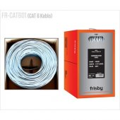 Frisby Cat 6 Utp 23awg 305 Mt Network Kablosu (Fr Cat601)