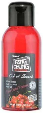 Fang Chung Vişne Aromalı Masaj Yağı 100 Ml