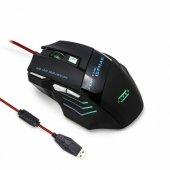 Hiper X 70 7 Tuşlu 4 Dpı Destekli Oyuncu Mouse