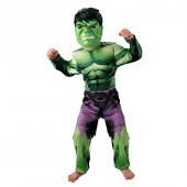 Oyuncak Hulk Klasik Kostüm 5 6 Yaş