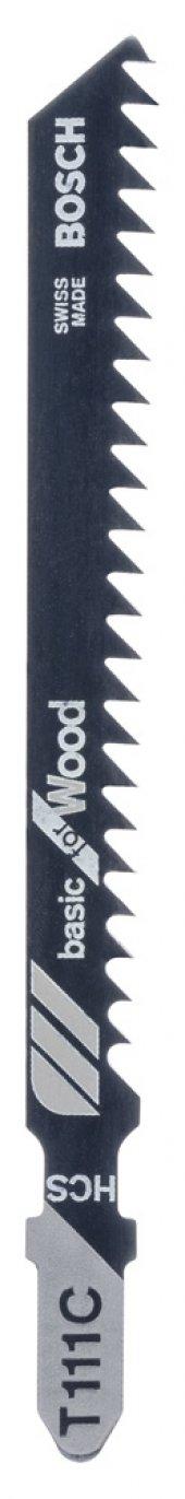 Bosch T 111 C Basic For Wood 25li