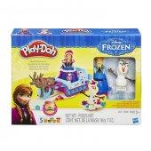 Play Doh Disney Frozen Oyun Seti Play Doh