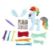 My Little Pony Gökkuşağı Tasarım Seti