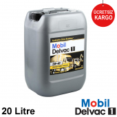 Mobil Delvac 1 5w 40 20 Lt