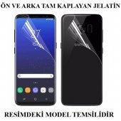 Iphone 5 6 7 8 Plus Tam Kaplayan Ekran Koruyucu Jelatin Ön Arka