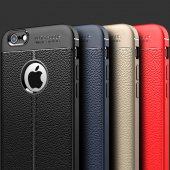 Iphone 6 6s Kılıf Auto Focus Silikon Dikişli Dizayn