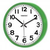 Simela Duvar Saati Yeşil