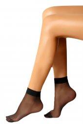 La Donna 2li Paket Kadın Fit 15 Den Soket Çorap