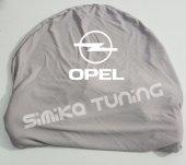 Opel Gri Renk Penye Servis Kılıfı