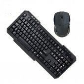 Wireless Kablosuz Multimedia Klavye+mouse Seti Polygold Pg 8012