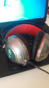 Tigoes H 620 Led Işıklı Profesyonel Oyuncu Kulaklığı