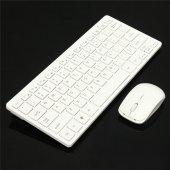 Pc & Smart Tv Klavyesi Kablosuz Klavye Mouse Seti+klavye Koruyucu
