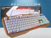 Hadron Hd850 Mekanik Hisli Led Işıklı Gamer Oyuncu Klavyesi