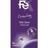 Fe Crowling Üçlü Zevk Prezervatif 12li