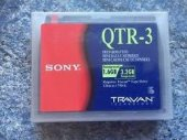 Sony Qtr 3 Travan Tape Kartuş 3.2gb