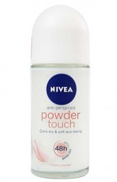 Nıvea Roll On Bayan 50ml Powder Touch