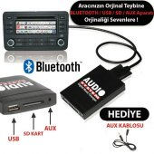 2000 Vw Polo Bluetooth Usb Aparatı Audio System Vw8 Pin