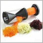 Spiral Slicer Rende Meyve Sebze Doğrayıcı Soyucu Paslanmaz Çelik