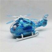 ışıklı Ve Müzikli Eğlendirici Çok Hareketli Show Helikopter 25x11