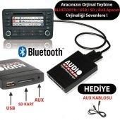 2006 Skoda Fabia Bluetooth Usb Aparatı Audio System Vw8 Pin