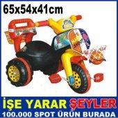 3 Tekerlekli Basket Potalı Çocuk Bisikleti 1 4 Yaş Kornalı Ve Sep