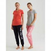 U.s. Polo Assn. 16090 Kadın Pijama Takımı