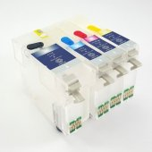 Cescesor Epson Wf 7610dwf Yazıcı İçin Kolay Dolan Kartuş