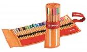 Stabılo Poınt 8830 2 Roller Set 25 + 5 Renk Neon
