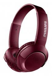 Phılıps Shb3075rd 00 Kulak Üstü Kablosuz Bluetooth Kulaklık Kırmızı Shb3075rd