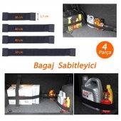 Autoen Bagaj Sabitleyici Cırt Bant 4 Boy 8017970