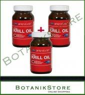 3 Adet Aniqnaturals Superba Boost Krill Yağı 60 Licaps Krill Oil
