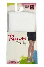 Penti Cherry 20 Den Kız Çocuk Külotlu Çorap