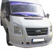 Ford Transit Jumbo Tek Sisli Ön Tampon Giydirme (Boyalı)