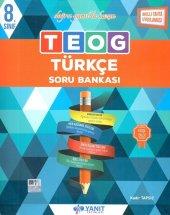 Yanıt Yayınları 8.sınıf Türkçe Soru Bankası