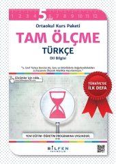 Bilfen 5.sınıf Türkçe Fasikül Tam Ölçme
