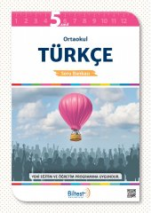 Bilfen 5.sınıf Türkçe Soru Bankası