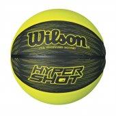 Wilson Basket Topu Hyper Shot Rbr Bklı Sz7 Topbskwıl006