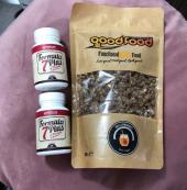 Goodfood Balı Bademli 280gr + Formula 7 Plus 2x60kaps