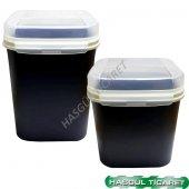 Tupperware Özel Kare 2li Set (Saklama Kabı) Hsgl