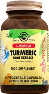 Solgar Turmeric Root Extract Skt 12 2019