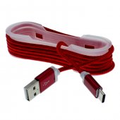 Leeco Le 2 Type C Halat Kopmaz Kablo Şarj İp Örgülü 3 Al 2 Öde