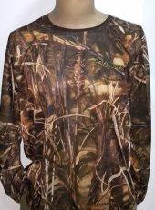 Discovery Uzun Kollu Klima Tshirt (Saz)