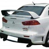Mitsubishi Lancer Köpek Balığı Evo Spoiler (Boyalı)