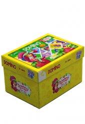 çilek Kız Domino 75 Parça Gordion Junior
