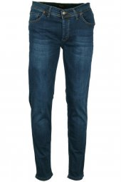 Erkek Kot Pantolon Slim Fit Lacivert Rar00232