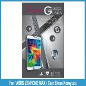 Asus Zenfone Max İçin Cam Ekran Koruyucu